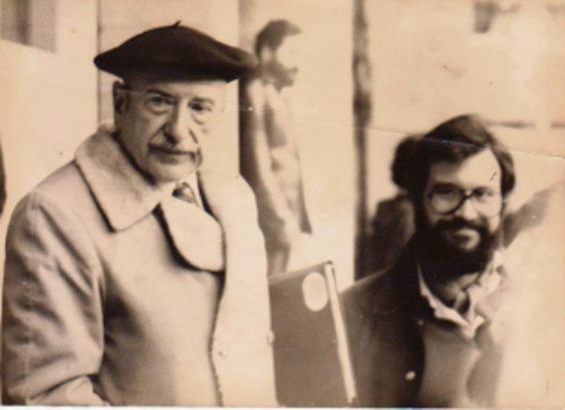 Ricardo Carvalho e Ramón Reimunde