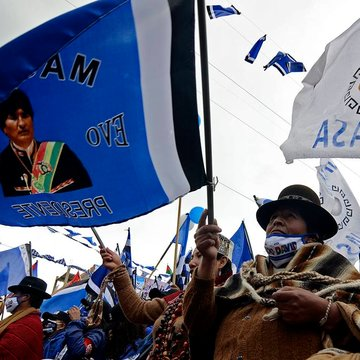 EuropaPress_3374685_14_october_2020_bolivia_alto_people_attend_rally_of_luis_arce_presidential
