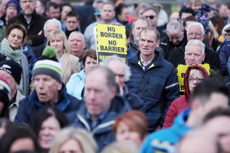 EuropaPress_2032422_30_march_2019_ireland_carrickcarnon_protesters_of_the_border_communities