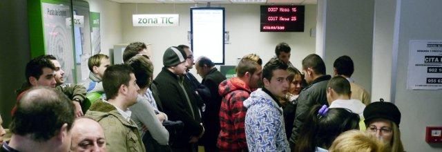 A EPA mide a pegada da crise na Galiza: 32.600 postos de traballo destruídos