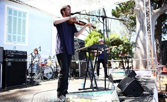 Owen Pallett no Sinsal 2015
