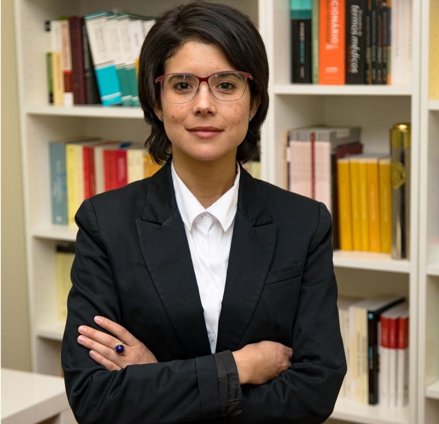 Natalia Torres é avogada e profesora de Dereito penal na Universidade de Vigo (Imaxe: Nós Diario).
