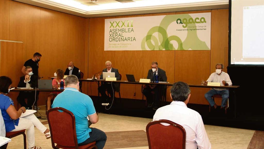 XXXII Asemblea Xeral de Agaca en Compostela (Agaca)