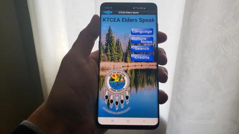 Os indios Cree de Canadá lanzan unha aplicación para promover a súa lingua