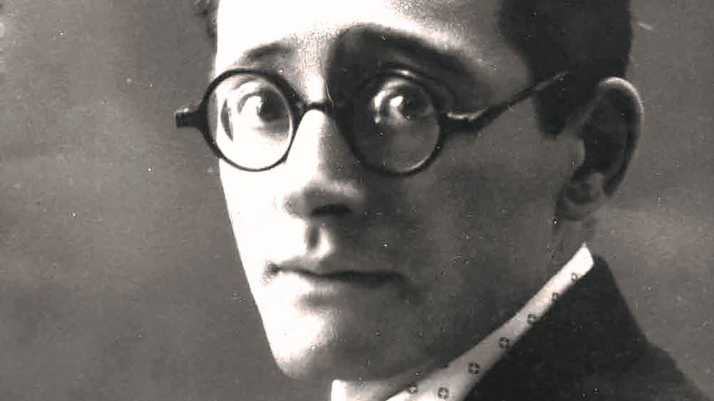 Imaxe do intelectual Vicente Risco. (Foto: Nós Diario)
