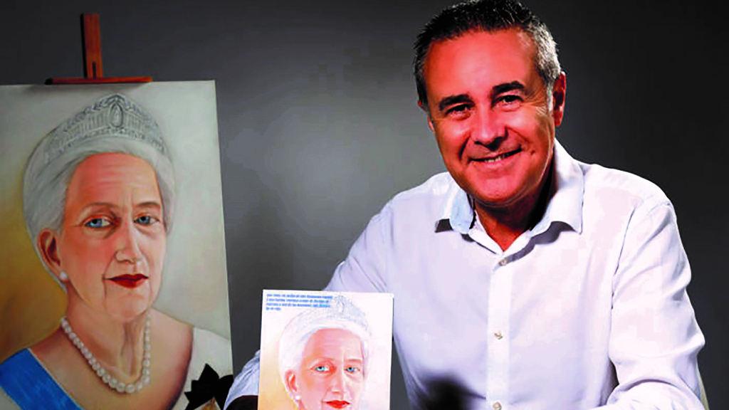 O autor da novela 'A comunidade das nacións', presentada no mes de outubro, César Pazos. (Foto: Libros Indie)