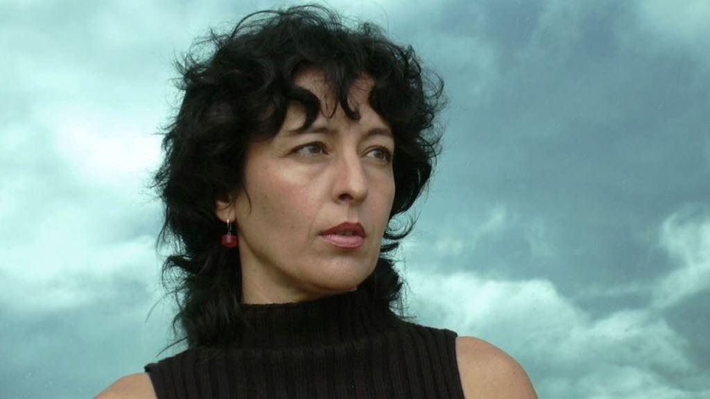 A poeta Xela Arias. (Foto: RAG)