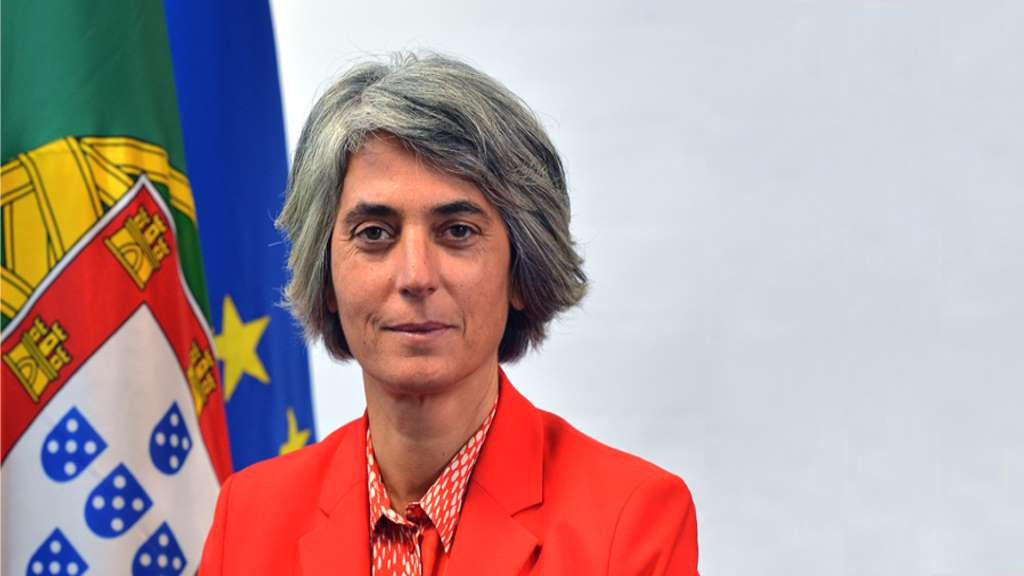 Graça Fonseca, ministra de Cultura de Portugal (Foto: Governo de Portugal).