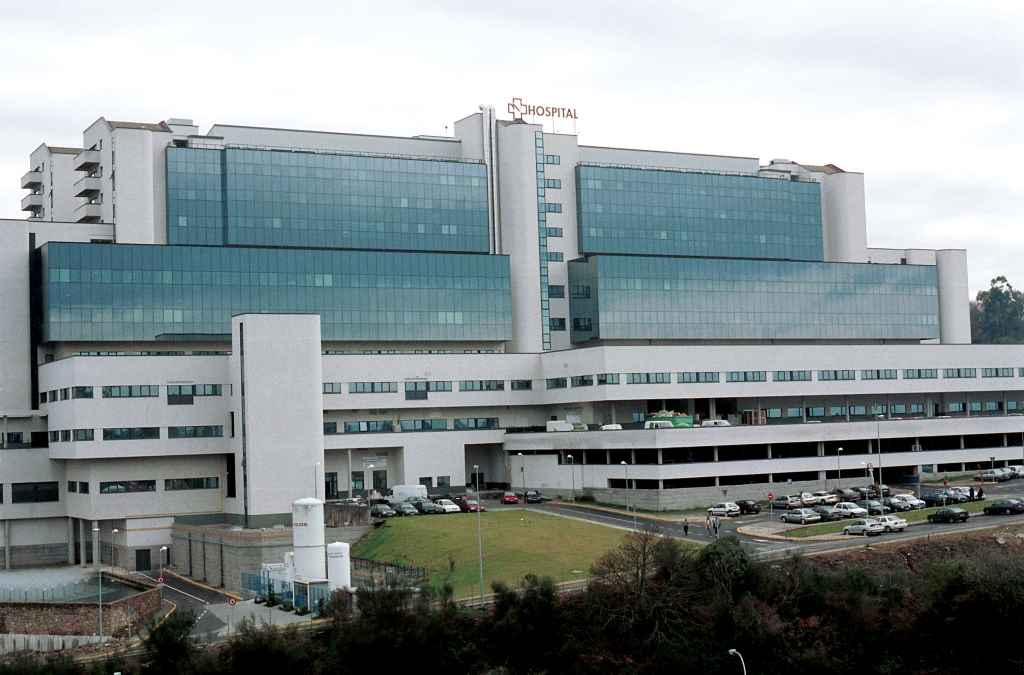 Hospital Clínico Universitario de Santiago (CHUS)
