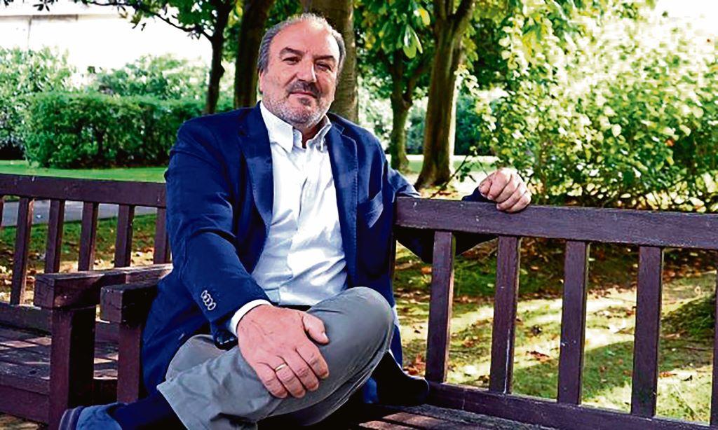 O ex comisario e ex senador Luís Manuel García Mañá centra boa parte das súas obras arredor das fronteiras galegas. (Foto: Nós Diario)