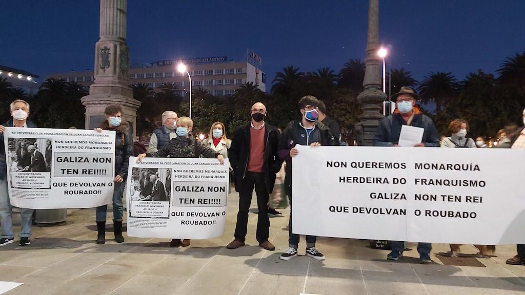 "Galiza pola República chama a ""liquidar"" o franquismo e a monarquía no 90 aniversario da República"