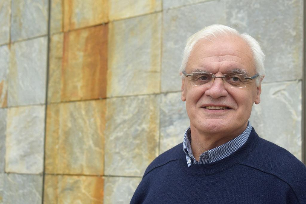 O presidente da Real Academia Galega, Víctor Freixanes [Imaxe: Real Academia Galega].