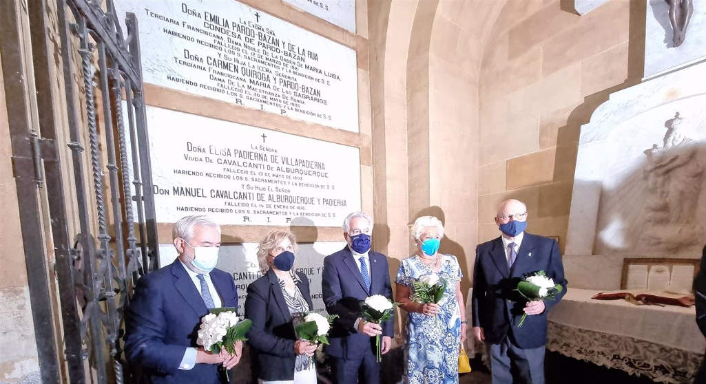 "O presidente do Parlamento galego súmase á moda do ""madrigalego"""