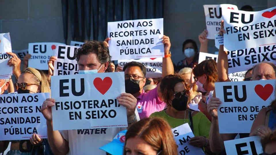 A Valedora do Pobo admite a denuncia sobre o Centro de Saúde de Seixo, en Marín